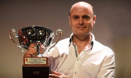 Fernando Aguilar Raro nombrado mejor deportista del año