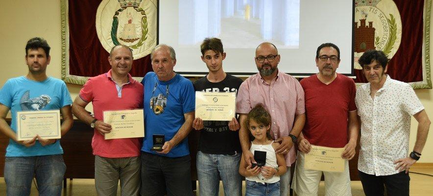 Entrega de premios del Certamen fotográfico Javier Navarro