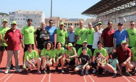 30 participantes en la I Gamo Running de Segorbe