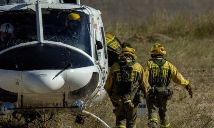 Castellón y Teruel coordinan sus medios para prevenir incendios