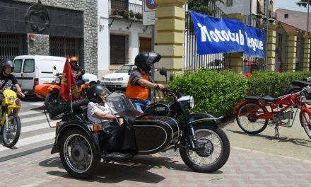 XI Concetración de Motos y coches clásicos en Segorbe