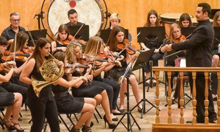 Concierto de Primavera en el Auditorio de Segorbe