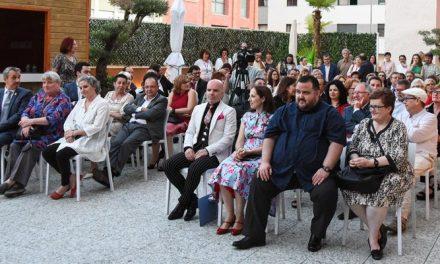 Babiloni y Valenciano reciben el Premio Max Aub