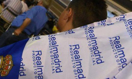 La Peña Madridista de Altura anula unas papeletas de lotería