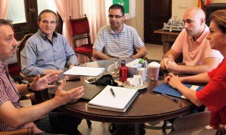 Magdalena habla con FECAP y COVACO del comercio local