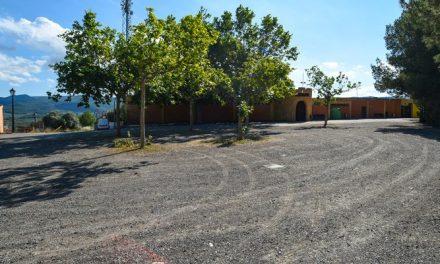 EUPV pide que se asfalte el aparcamiento del Segóbriga Park