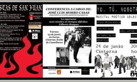 Castellnovo celebra San Juan por todo lo grande