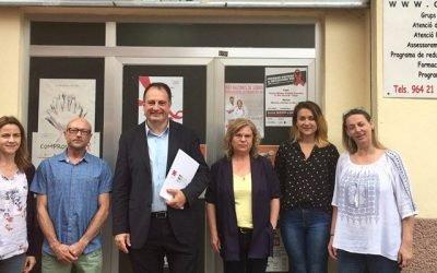 Cáritas Segorbe-Castellón lidera un proyecto prelaboral