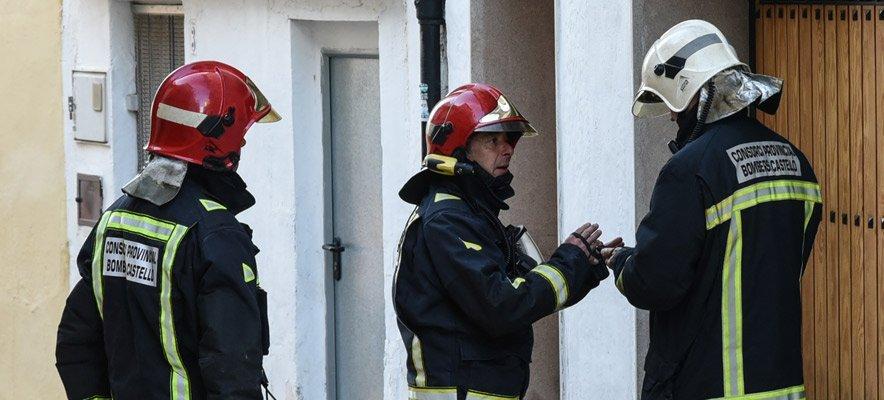 Los bomberos intensifican sus intervenciones en verano
