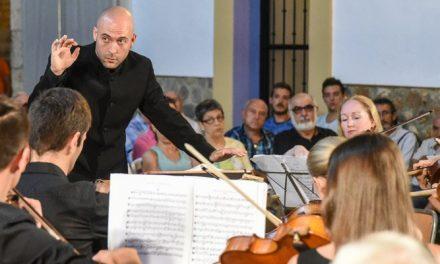 La Orquesta Carpe Diem inicia hoy la gira de verano 2017