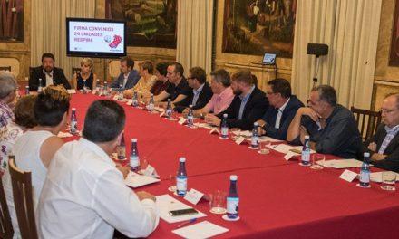 Diputación pone en marcha 55 Unidades Respira