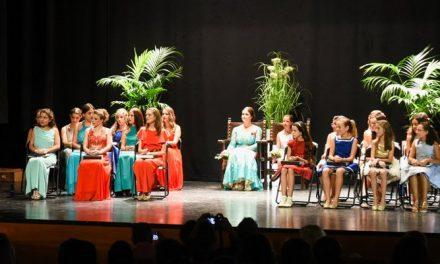 Segorbe homenajea a las Reinas, Damas y Cortes de 2016
