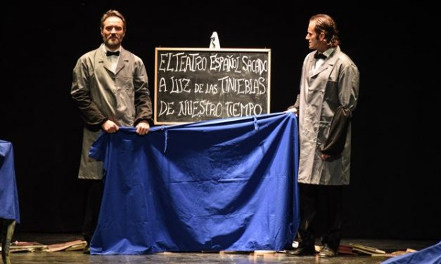 El Correo de Euclídes presentado en el Teatro Serrano