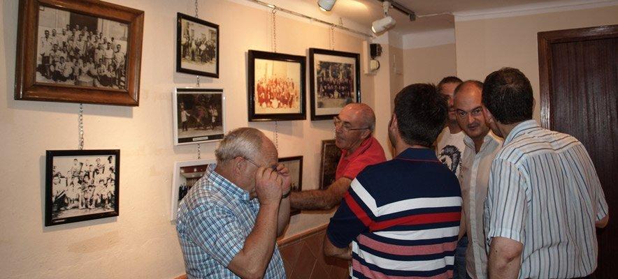 Exposición fotográfica de Bandas de Música en Navajas