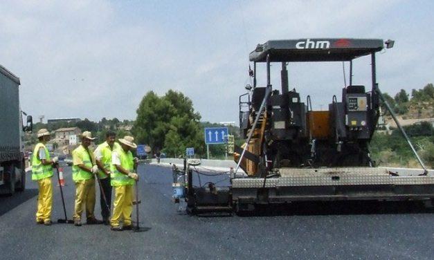 5.000 m. de € de inversión para carreteras