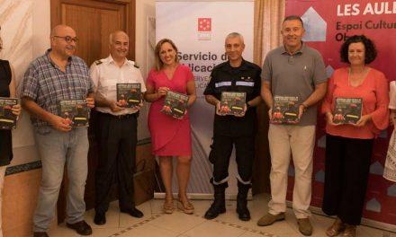 Diputación edita un libro del incendio de 2012 en el Palancia