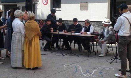 Navajas recrea la ampliación de su término municipal