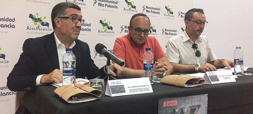 Puchades presenta en Viver la Ley de Memoria Democrática