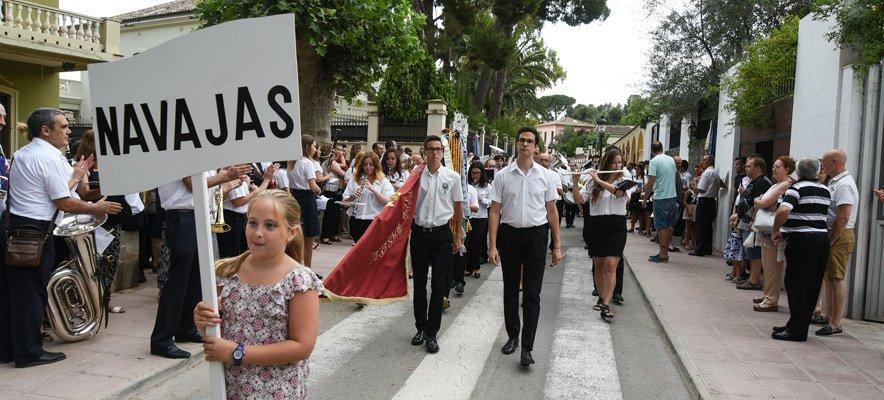 Navajas celebra la XX Trobada de Bandas de Música