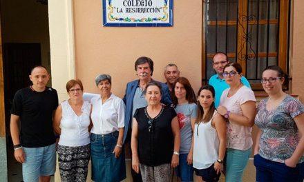 Javier Urra valora el ambiente familiar del centro de menores de Segorbe