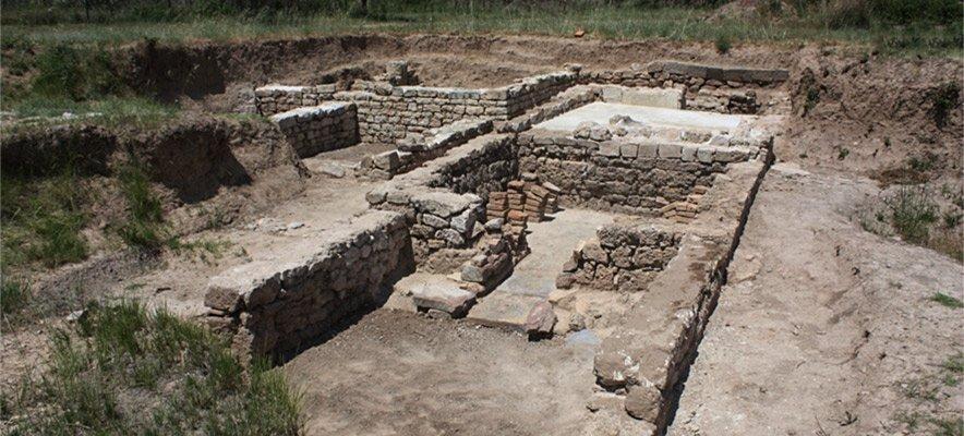 Viver pone en valor una villa romana descubierta en su término