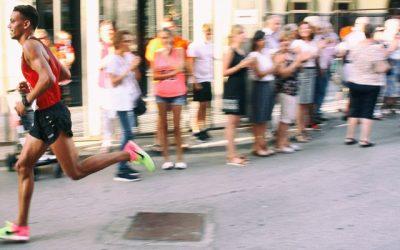 Más 250 corredores se dan cita en la Vuelta a pie de Jérica