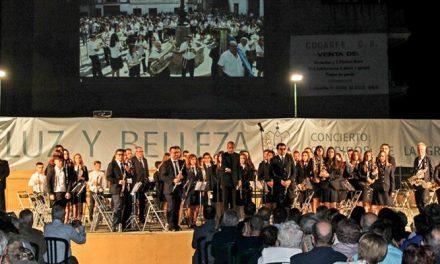 Exitoso concierto de coronación de la Virgen de Gracia