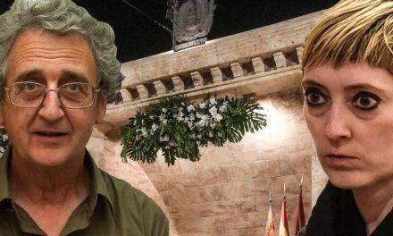 Manuel Vte Martínez y Anna Juesas mantenedores de fiestas