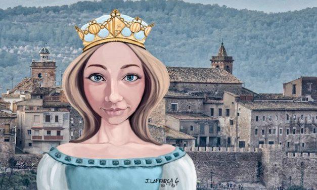"""Los sellos dan rostro a """"Doña María de Luna"""""""