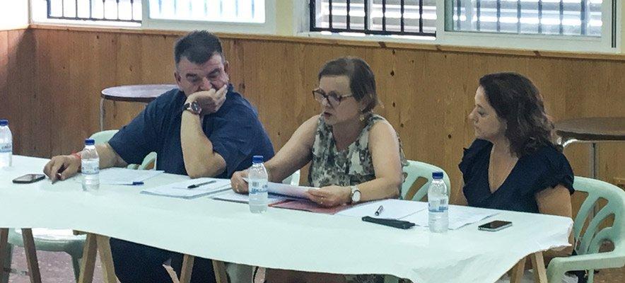 La alcaldesa de Bejís da su versión de la gestión municipal