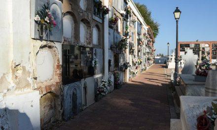 Detectan desplomes en nichos del Cementerio de Segorbe