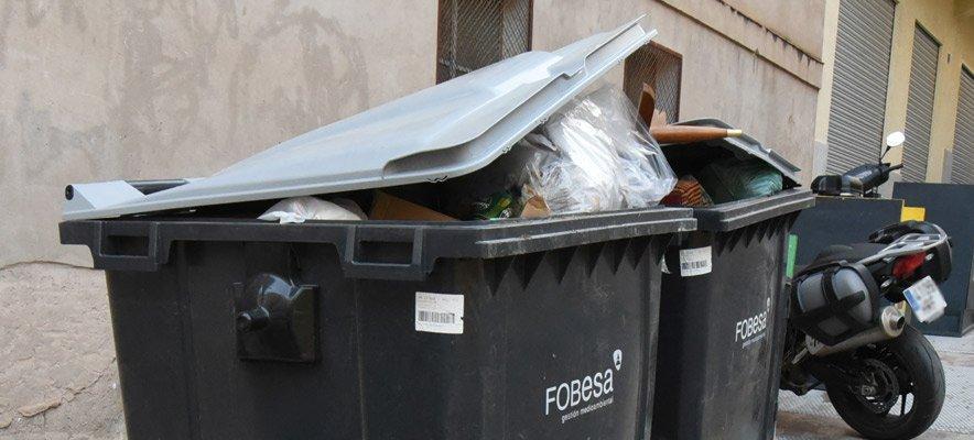 El Consorcio de Residuos vuelve a subir el recibo de basuras un 20%
