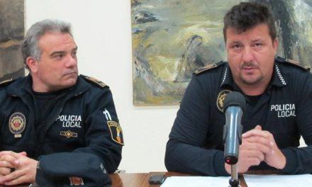 La policía resuelve la mitad de los conflictos vecinales