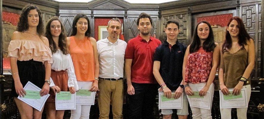 Segorbe reparte 3.600 € entre los mejores alumnos