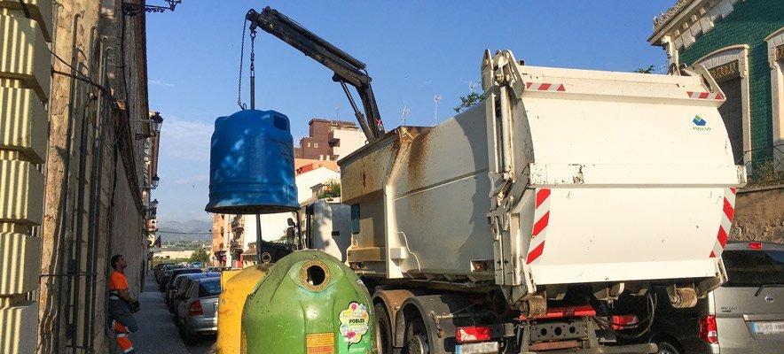 PP Segorbe propone que el Ayuntamiento asuma la subida de basuras