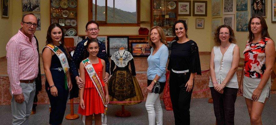 Pepe Mora expone en el Centro Cultural el Almendro de Viver