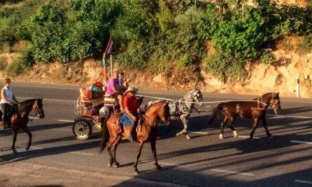 Una mujer resulta herida en Viver al caer de su caballo
