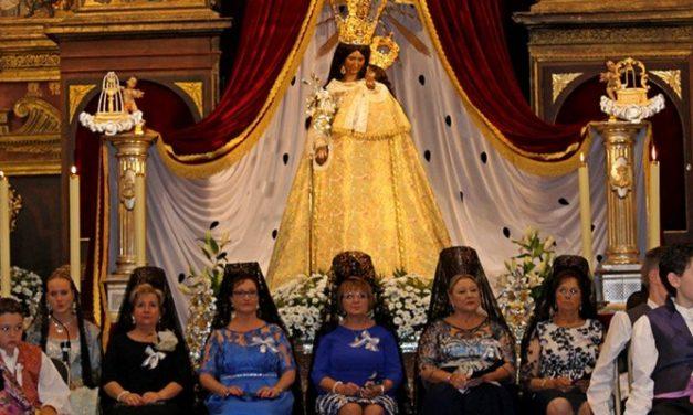 Concluye el Año Mariano de la Virgen de Gracia