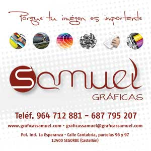 GRAFICAS SAMUEL