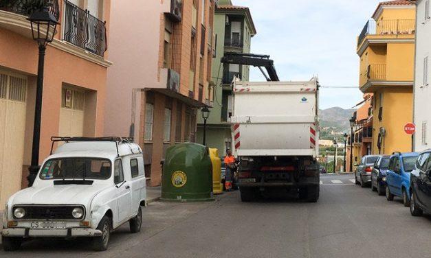 Empleo para chófer de recogida de residuos y mecánico