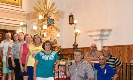 Preparativos de fiestas procesionales en Segorbe
