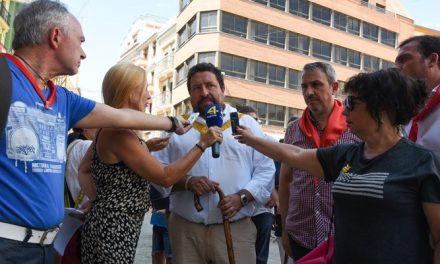 Diputación renueva su apoyo a la Entrada de Toros y Caballos