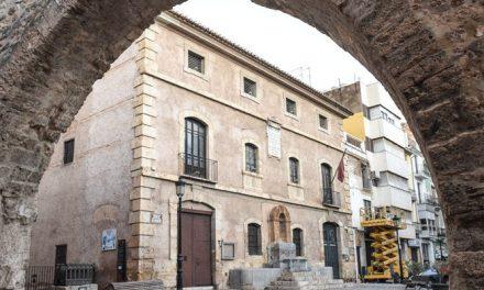 Colocan un ascensor en el Museo Arqueológico de Segorbe