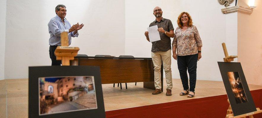 Entrega de premios del Concurso Fotográfico Jérica nocturna
