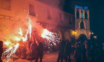 Los vecinos de Jérica celebran El Vole