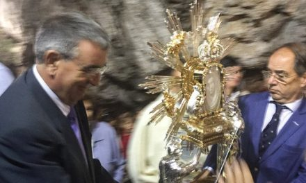 Altura celebra la festividad oficial de la Cueva Santa