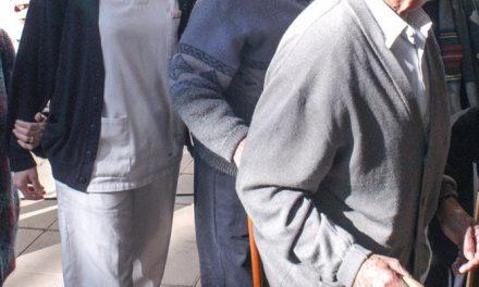 La comarca supera en cinco puntos el envejecimiento nacional