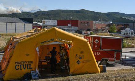 Diputación realiza nuevas inversiones para el Consorcio de Bomberos