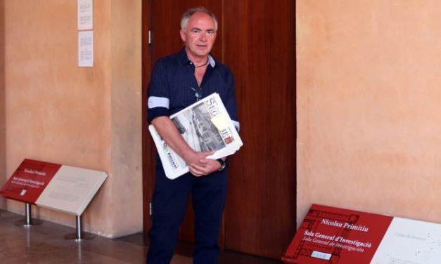 La Prensa de Segorbe en la Biblioteca Valenciana