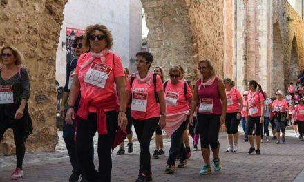 ASAC vuelve a llenar de rosa las calles de Segorbe